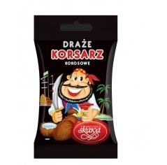 Шоколадные Шарики Корсар (Черные) 80шт