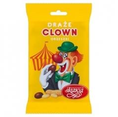 Шоколадные Шарики Клоун (Желтые) 80шт