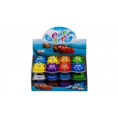 Joy Toy Тачки 24шт