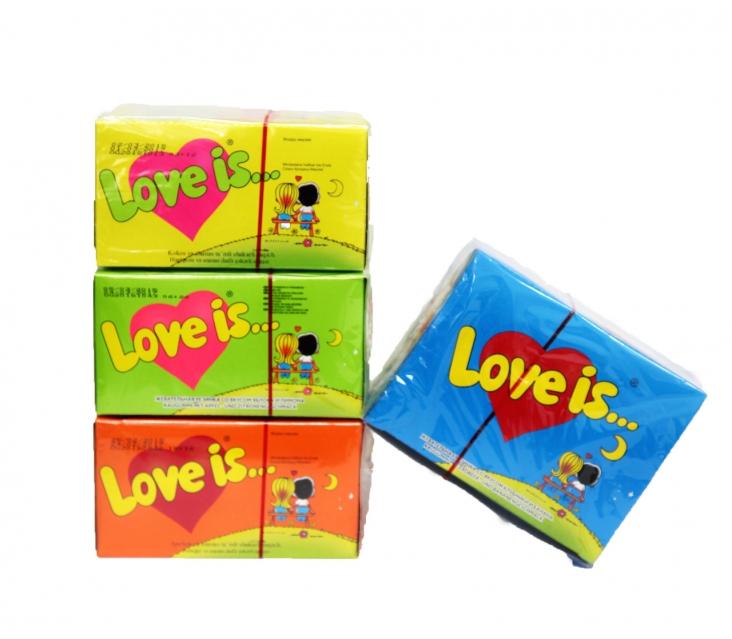Love Is 100шт popup