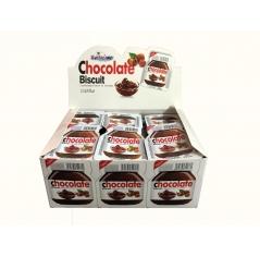 Chokolate Biscuite 30шт
