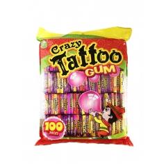 Crazy Tatoo 100шт