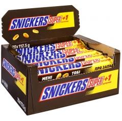 Snickers Super 112гр 20шт